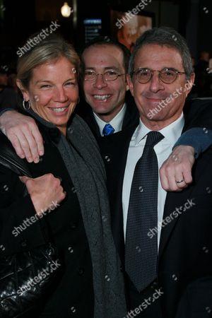 Kelly Meyer, Richard Lovett & Universal Pictures Ron Meyer