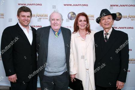 Ben Ford, M. Emmet Walsh, Joanna Cassidy and James Hong