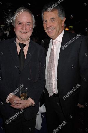 Rodney Bewes and David Dein