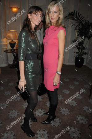 Editorial image of After Party for the Opening of Tim Noble and Sue Webster at the Gagosian Gallery, Claridges Hotel, London, Britain - 11 Dec 2007