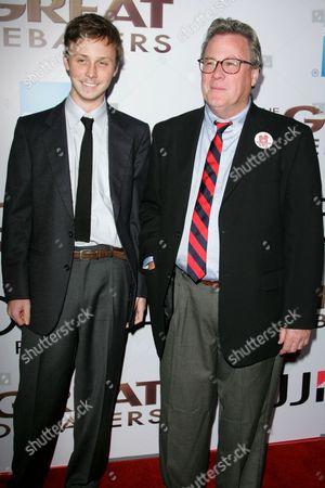 John Heard and son Jack