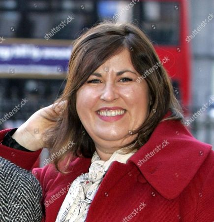 Jimmy Tarbuck and Liza Tarbuck