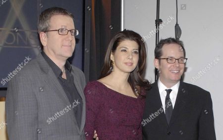 Stock Picture of Neil Rosen, Marisa Tomei and Tom Calderone