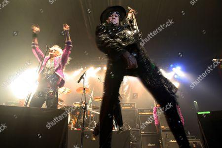 Editorial image of Hanoi Rocks in Concert in Helsinki, Finland - 11 Dec 2007