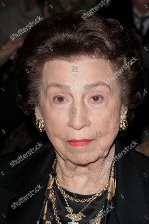 Obituary - Nancy Sinatra Senior dies aged 101