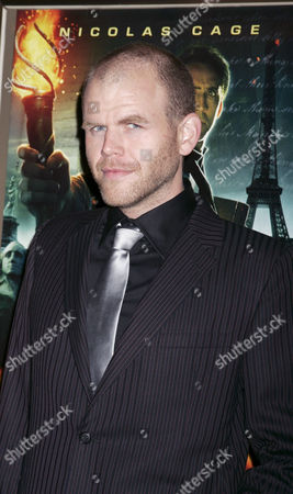 Stock Picture of Michael Maize