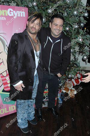 David Barton and Narciso Rodriguez