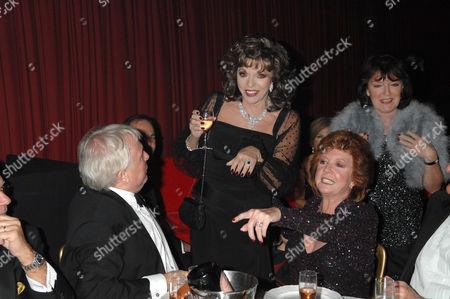 Christopher Biggins, Joan Collins and Cilla Black
