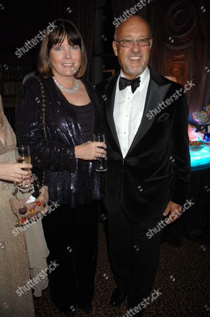 Peter de Savary and wife Lana