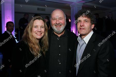 Cindy Horn, Director Rob Reiner and Warner Bros. Alan Horn