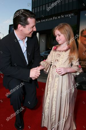 Sean Hayes and Taylor Ann Thompson
