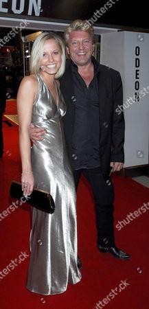 Rachael Tennent and Mark Fuller