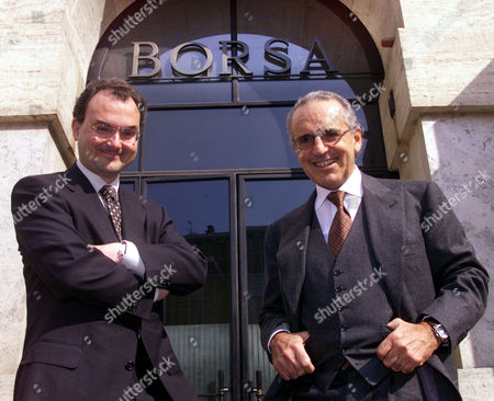 Editorial image of ITALY ECONOMICS E.BISCOM, MILAN, Italy