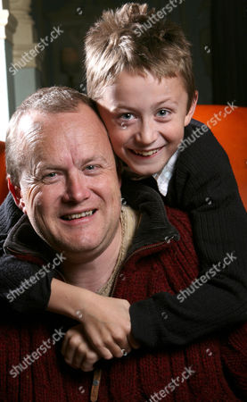 Editorial photo of Mike Tomlinson with His Son Steven Tomlinson, London, Britain - 11 Dec 2007
