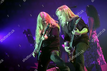 Nightwish - Marco Hietala and Emppu Vuorinen