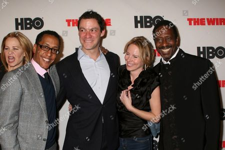 Deirdre Lovejoy, Andre Royo, Dominic West, Amy Ryan, Clarke Peters