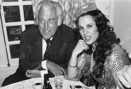 STEWART GRANGER AND SORAYA KHASHOGGI