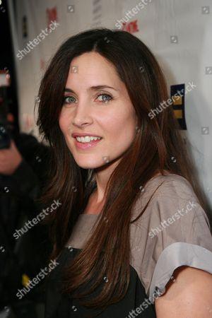 Stock Photo of Rachel Shelley