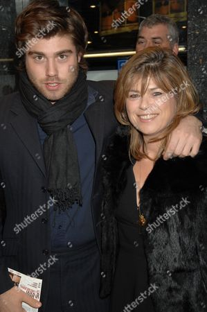 Sarah Forbes and Son Archie Leon