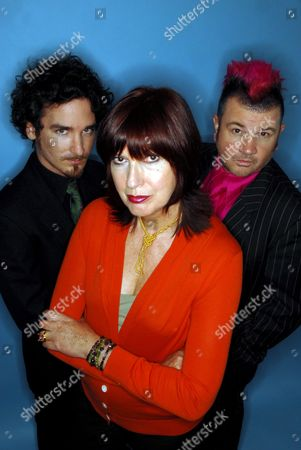 'Deadline'  TV - 2007 - Joe Mott, Janet Street Porter, Darryn Lyons