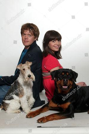 'Catwalk Dogs' - 2007 Kris Marshall and Georgia Mackenzie
