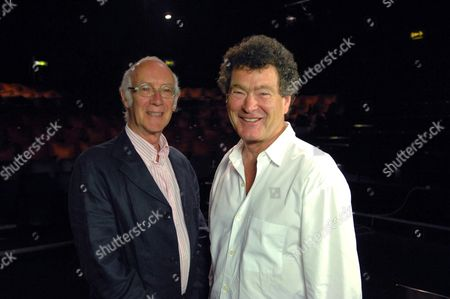 'The South Bank Show' TV Series - 2007 Picture Shows: Roger Mcgough and Brian Patten