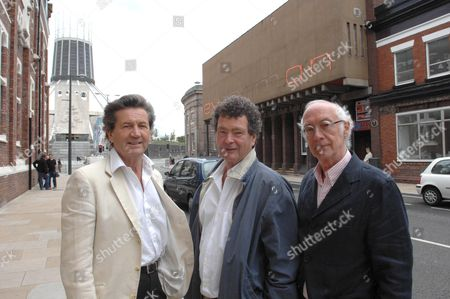 'The South Bank Show' TV Series - 2007 Picture Shows: Melvyn Bragg Talking to Roger Mcgough and Brian Patten