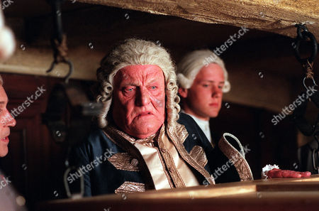 Stock Photo of 'Longitude' - 2000 Charles Gray as Admiral Balchen