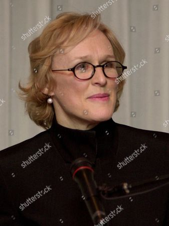 Stock Picture of CLOSE Actress Glenn Close is seen at the United Nations Headquarters, in this, photo. Close will co-star with Robert Pastorelli in the television version of ''South Pacific,'' which will air on ABC on March 26, 2001