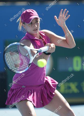 Editorial image of Australian Open Tennis at Melbourne Park, Melbourne, Australia - 16 Jan 2008