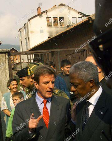 """Résultat de recherche d'images pour """"Kofi Annan kosovo"""""""