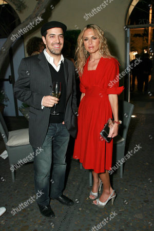 Sami Hayek Jr and Rachel Zoe