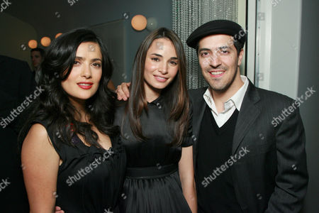 Editorial photo of Opening of new Sergio Rossi Store on Melrose Place in Los Angeles, America - 16 Jan 2008