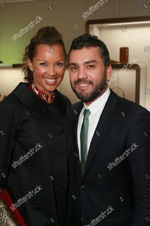 Vanessa Williams and Edmundo Castillo