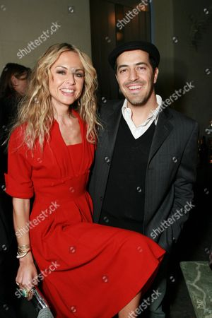 Rachel Zoe and Sami Hayek Jr