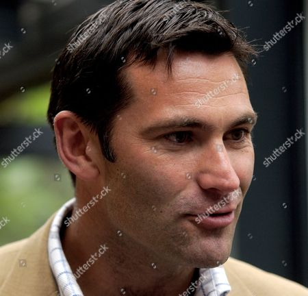 Chief Executive of the Lawn Tennis Association Roger Draper.