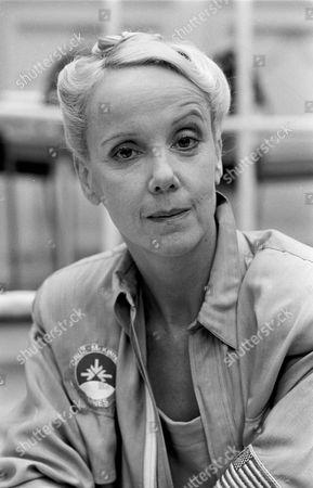 Georgina Hale in 'Murder On The Moon' - 1989