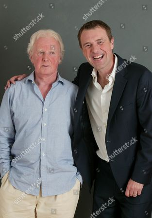 'Don't Call Me Stupid' - 2007   (L-R)  Brian Sewell and Phil Tufnell.