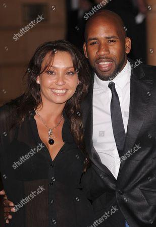 Lucinda Rhodes-Flaherty and DJ Spoony