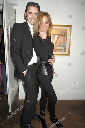 Guest and Tara Palmer Tomkinson