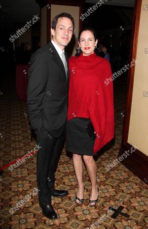 Richard Robbins and Katherine Pope