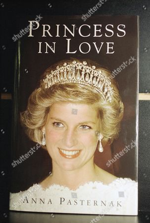 "The front cover of ""Princess in Love"" by Anna Pasternak which tells the story of major James Hewitt, who claims to have been Diana, the Princess of Wales's lover for three years, and which went on sale in London on"