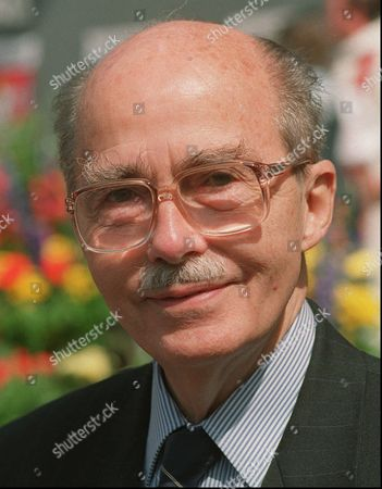 In this June 7, 1992 file picture Archduke Otto von Habsburg,poses for photographers at unknown place in Germany. A spokeswoman for Otto von Habsburg says the oldest son of Austria-Hungary's last emperor and longtime head of one of Europe's most influential families has died at age 98. Eva Demmerle told The Associated Press on that Habsburg died in his sleep early in the morning at his home in Poecking in southern Germany. Born on Nov. 20, 1912, Habsburg witnessed the family's decline after the Habsburgs were forced into exile following World War I. Habsburg settled in Poecking in the 1950s and went on to become a member of the European parliament for Bavaria's conservative Bavarian Christian Social Union. Demmerle says he will be buried July 16 in the Emperor Tomb in Vienna, below the city's Capuchin Church