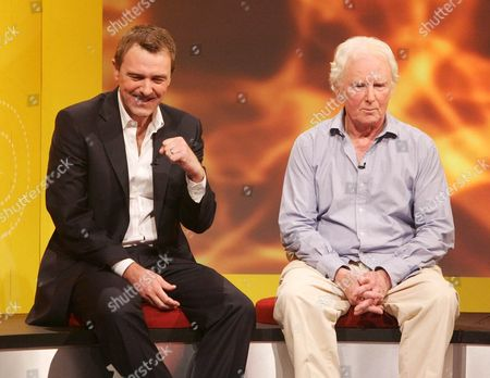 'Don't Call Me Stupid'  TV - 2007 - Phil Tufnell and Brian Sewell.