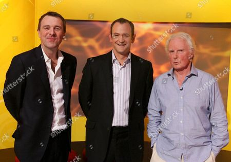 'Don't Call Me Stupid'  TV - 2007 - Phil Tufnell, Presenter Alexander Armstrong, Brian Sewell.