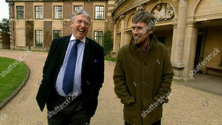 'Don't Call Me Stupid'  TV - 2007 - James Whitaker takes Bez to Eltham Palace.