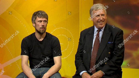 'Don't Call Me Stupid'  TV - 2007 - Bez and James Whitaker.
