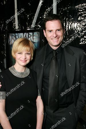 Dina Waters and Mark Waters