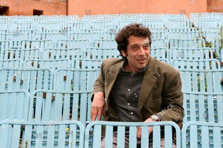 Author Sandro Veronesi