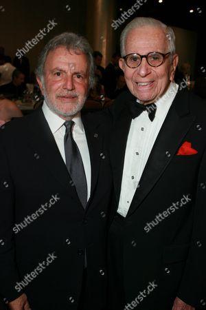 Sid Ganis and Walter Mirisch